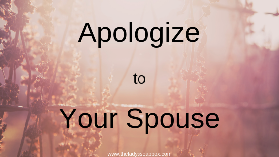 7 Reasons to Apologize to Your Spouse Even When You Are Right