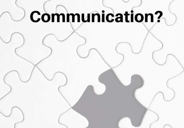 Is Your Connection the Failure of Your Communication?